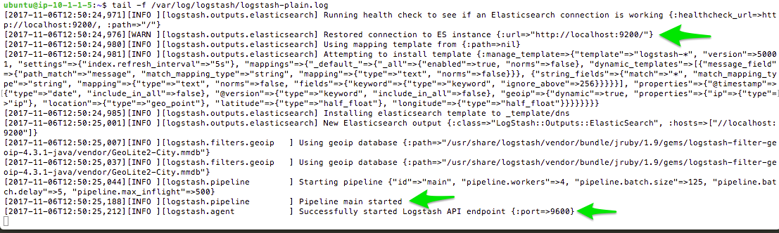 Lab 1 4: Install Logstash — F5 CSP Big Data Training 2 0 documentation